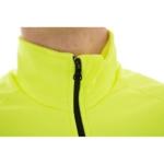 OpenRoad Herren Fahrradjacke winddicht, Thermo, hohe visbility spritzwassergeschützt, reflektierend, Gelb XXL Gelb - gelb -